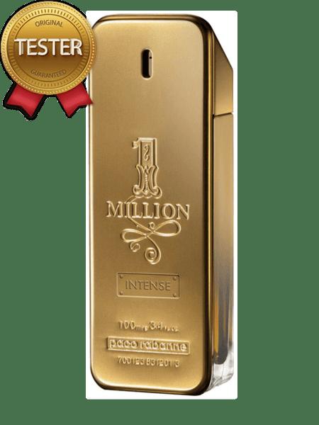 Paco Rabanne 1 Million Intense EDT 100мл - Тестер за мъже